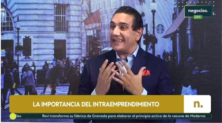 Intraemprendimiento en NegociosTV